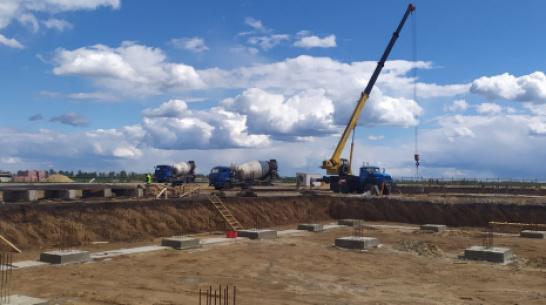 Под Воронежем построят школу со стадионом за 755 млн рублей