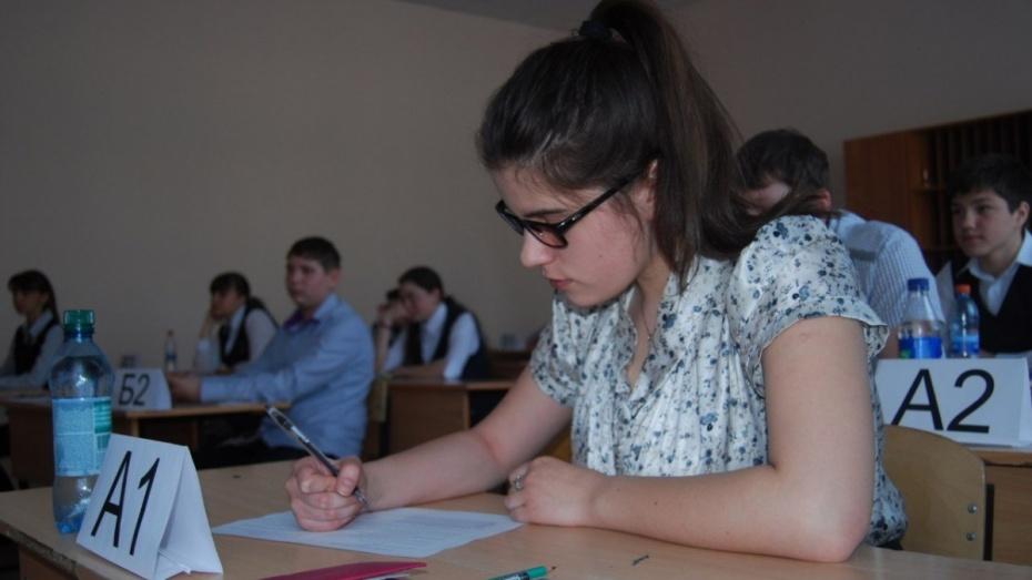 В Воронежской области 35 человек сдали ЕГЭ по русскому языку на 100 баллов