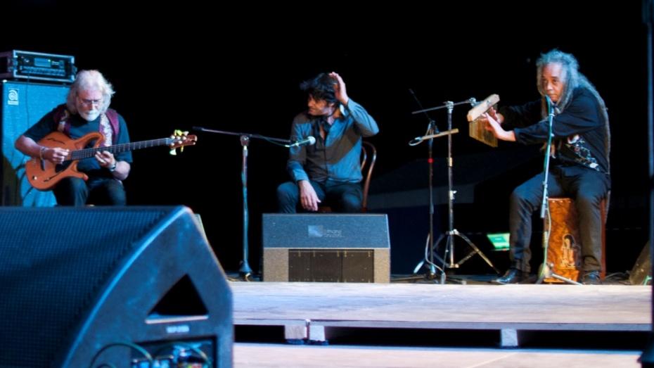 Испанские музыканты из группы Пако де Лусии провели под Воронежем вечер фламенко