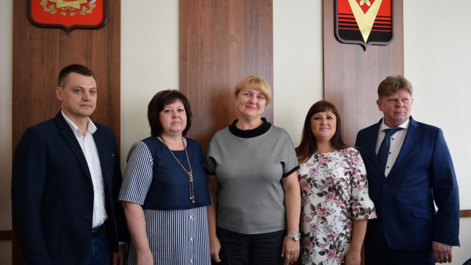 Представители русско-немецкого общества передали 500 евро в библиотеку Борисоглебска