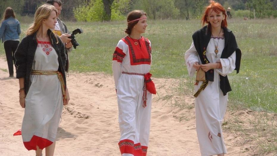 В мае в Воронеже пройдет фестиваль славянской культуры «Радуница»