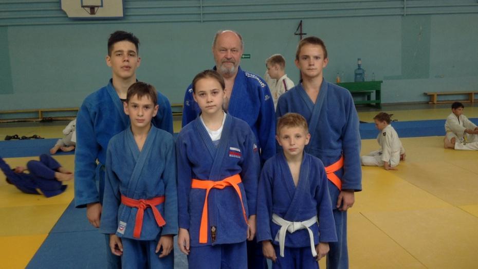 Поворинский дзюдоист завоевал «золото» областного турнира
