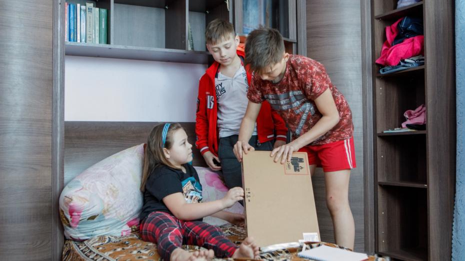 Воронежская облдума поддержит семьи в рамках акции #ПомогиУчитьсяДома