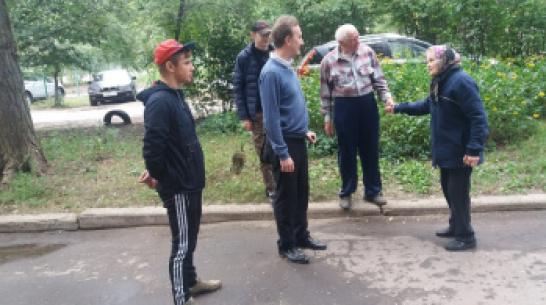 В Воронеже нашли 80-летнего мужчину с потерей памяти