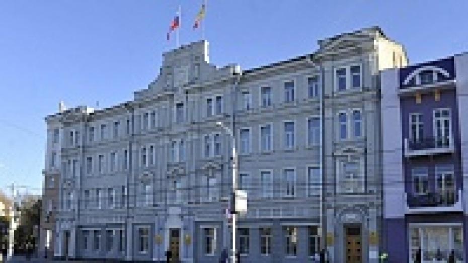 Врио губернатора предложил мэру Воронежа заняться кадровой политикой горадминистрации