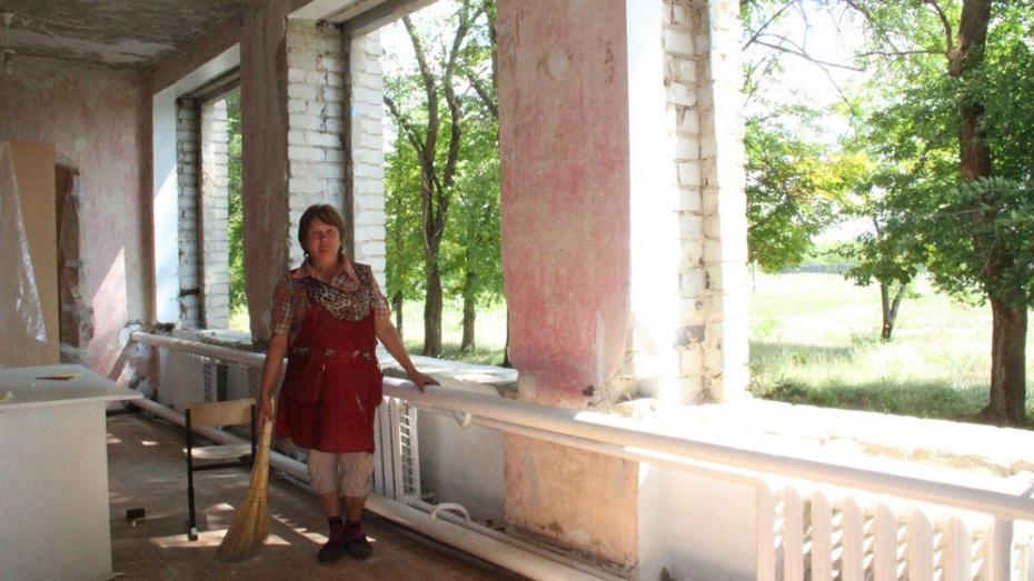 В Новохоперском районе на ремонт школ потратили более 18 млн рублей