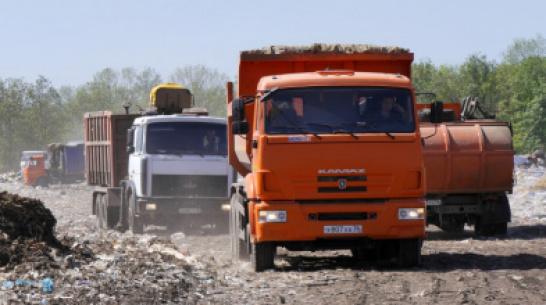 Через Воронеж пройдет первый в России автопробег мусоровозов