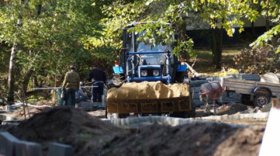В петропавловском селе Новый Лиман на благоустройство парка направят около 3,1 млн рублей