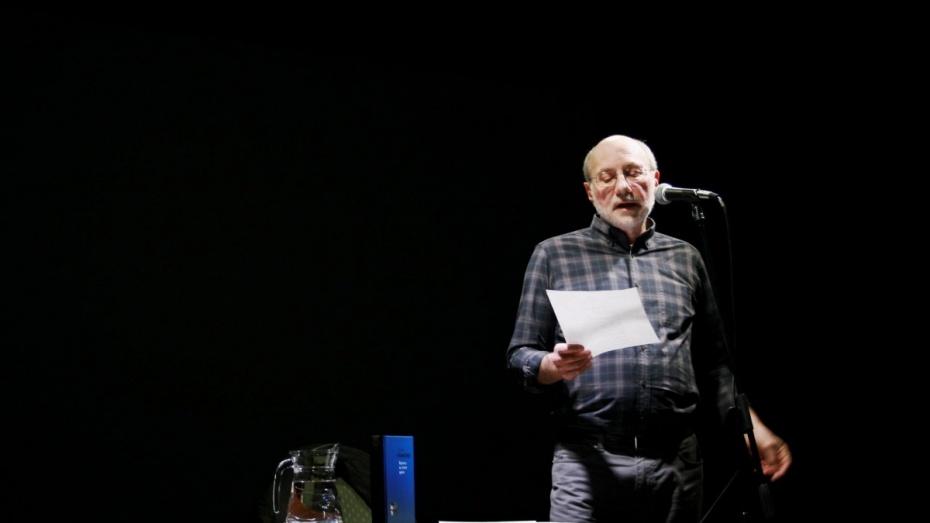 Поэт Михаил Айзенберг прочел в Воронеже стихи о бабочках и ожидании войны