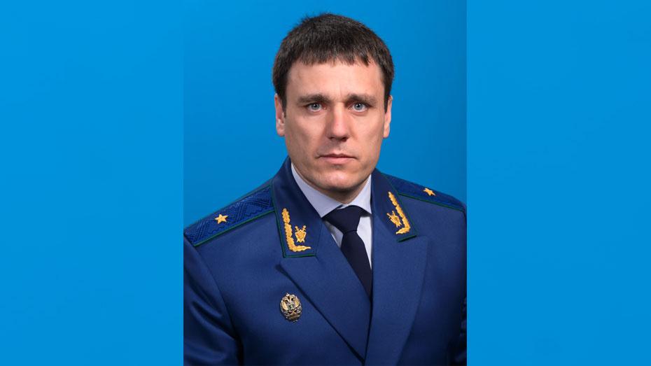 Прокурору Воронежской области нашли замену в Калуге