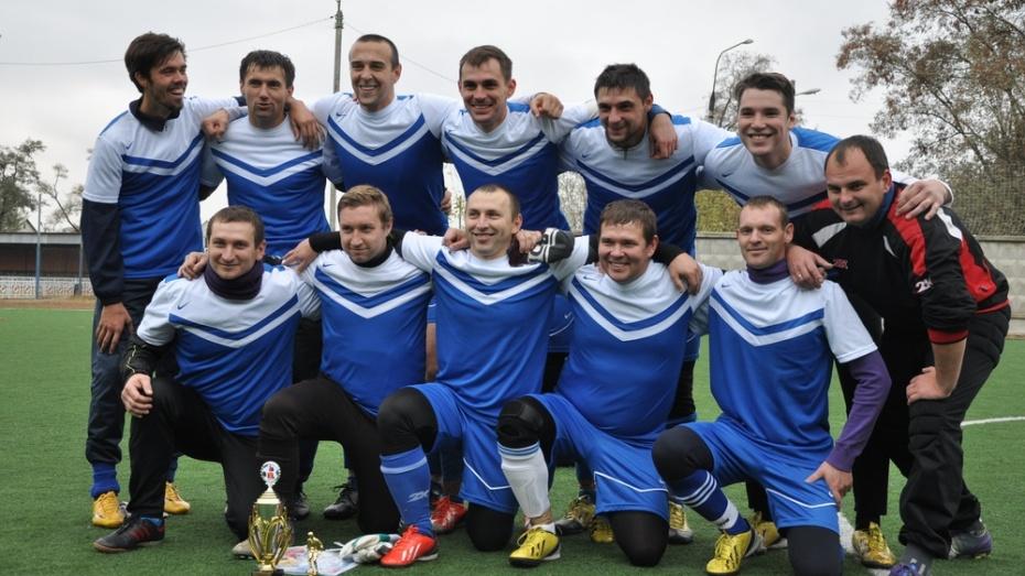 В Павловске прошел футбольный турнир на Кубок главы администрации района
