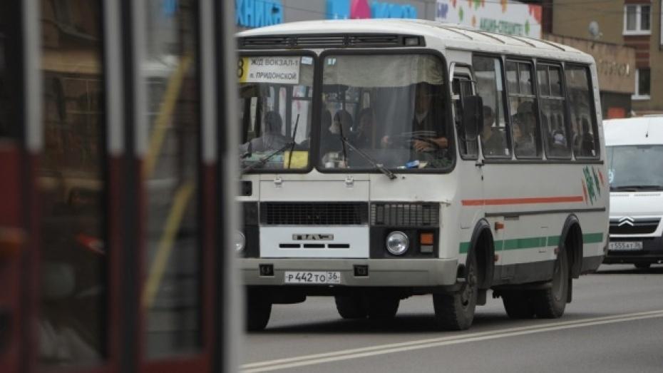 В Воронеже проверят водителей пассажирских автобусов