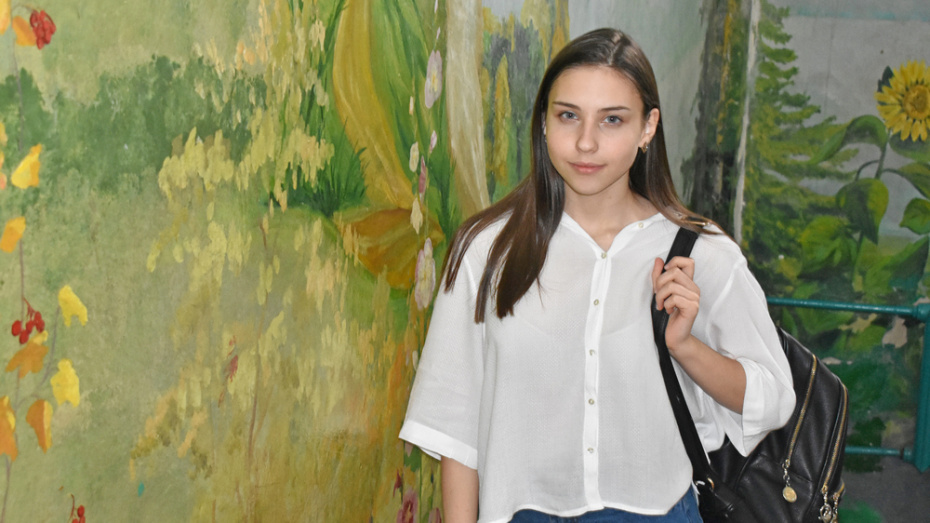 Калачеевская школьница победила во всероссийском конкурсе «Юность, наука, культура»