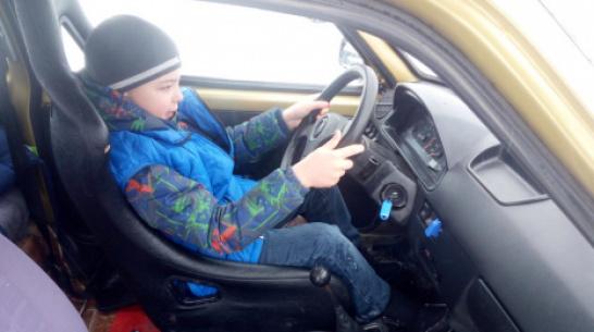 На соревнованиях по автомногоборью победил 10-летний кантемировец