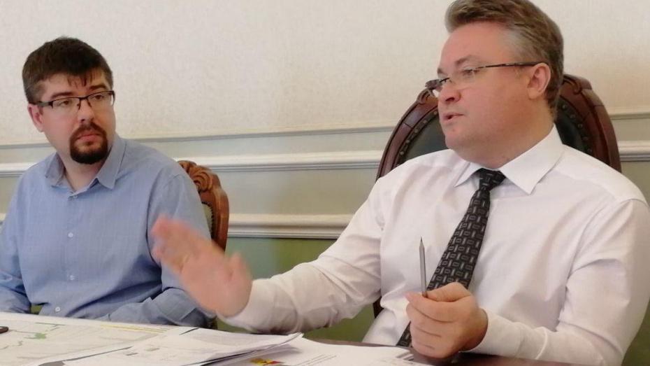 Мэр Воронежа рассказал, зачем взял на работу покинувшую облправительство чиновницу