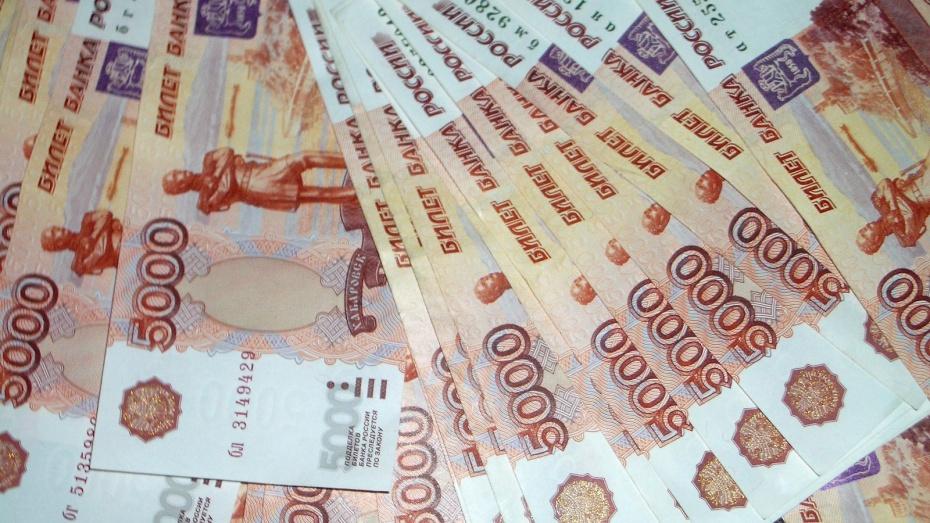 Жители Воронежской области оформили кредиты на 96 млрд рублей с начала 2018 года
