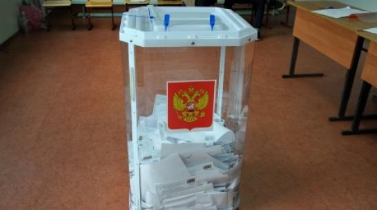 Секс на избирательном участке семилуки