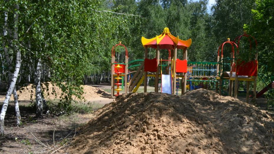 В калачеевском селе Пришиб на благоустройство сквера потратят более 2,8 млн рублей