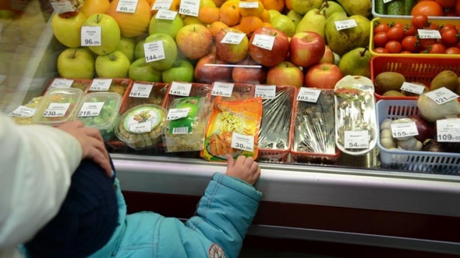Инфляция вВоронежской области достигла 5%