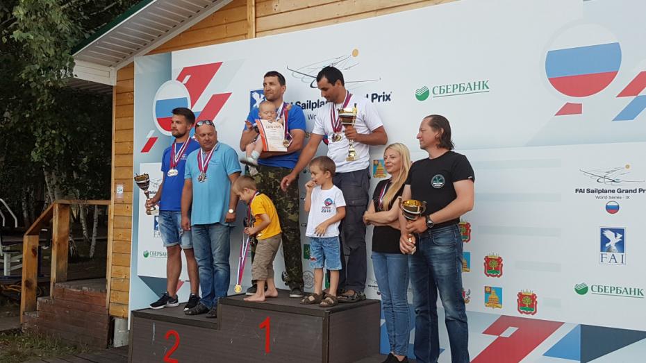 Планеристы из Воронежской области заняли 2-е и 3-е места на чемпионате России
