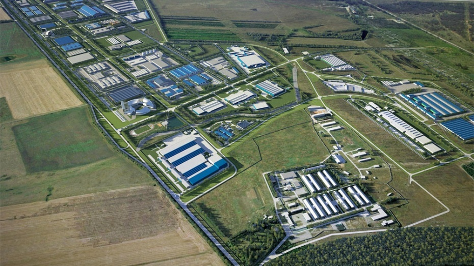 Индустриальный парк «Масловский» под Воронежем получит 260 млн рублей на модернизацию