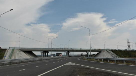 На участке трассы М-4 «Дон» в Воронежской области разрешили разгоняться до 130 км/ч