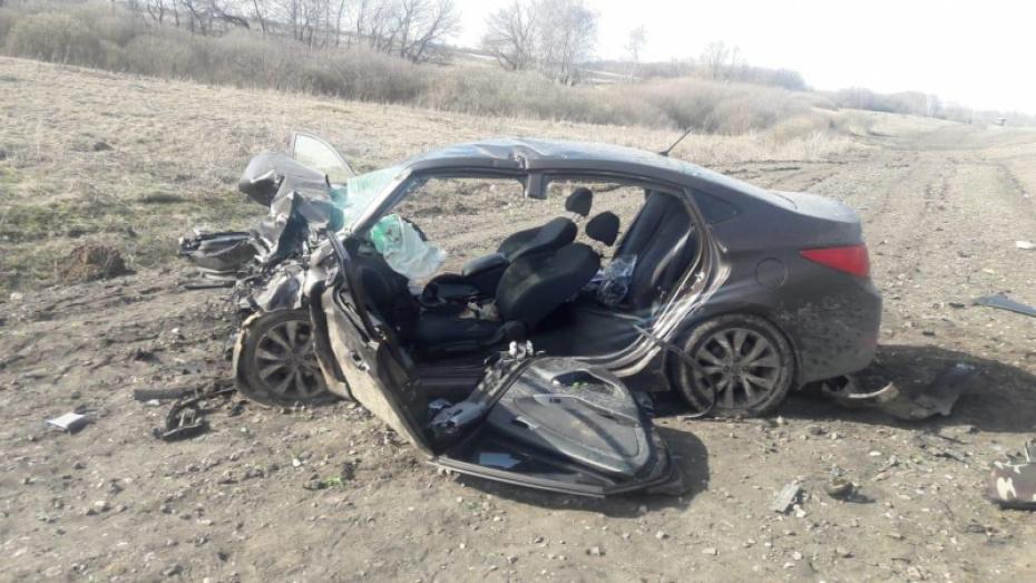 В Воронежской области в ДТП погибла пенсионерка