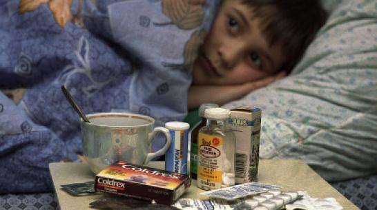 За неделю гриппом и ОРВИ в Воронежской области заболели 11,7 тыс человек