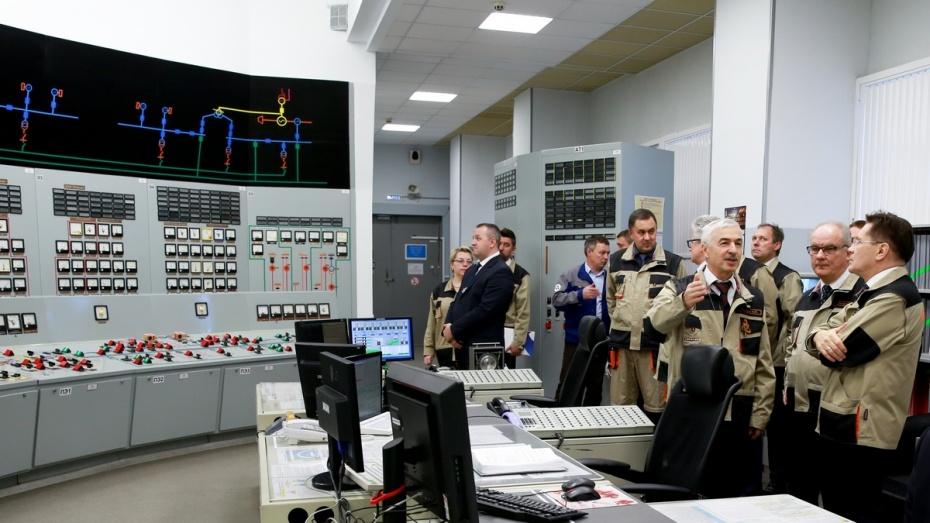Инновационный 6-й энергоблок Нововоронежской АЭС вышел полностью номинальную мощность