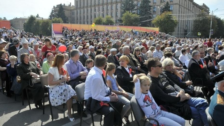 Общественность Воронежа так и не решила, на какую дату лучше перенести День города
