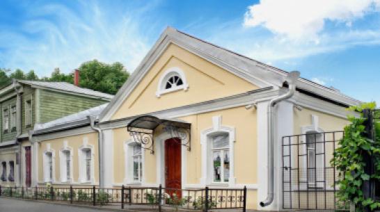 Музей Бунина в Воронеже откроют 22 сентября
