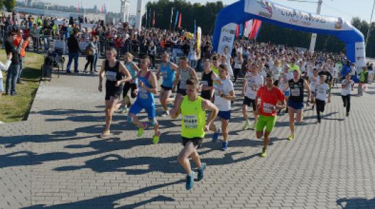 Воронежский марафон перенесли на  конец августа из-за коронавируса