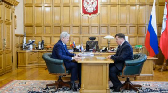 Власти запланировали создать Научно-образовательный центр в Воронежской области