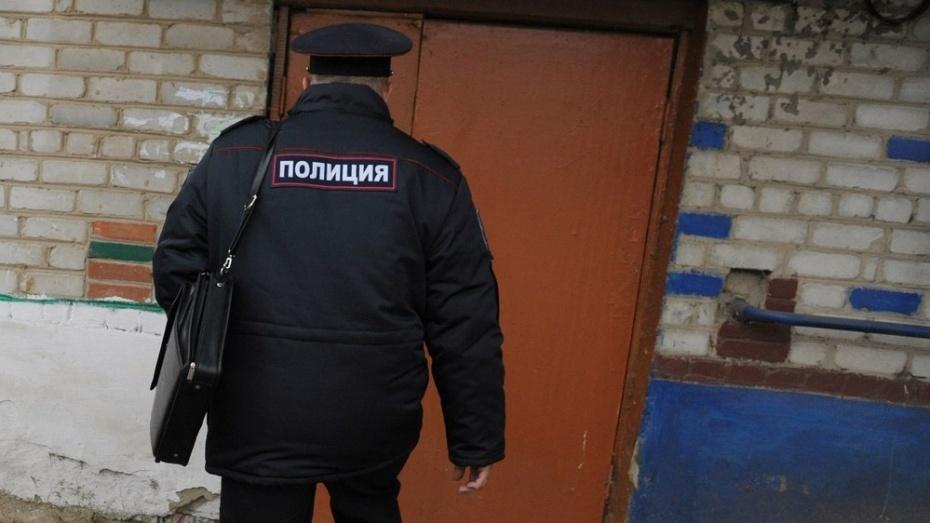 Первые лица Воронежской области поздравили участковых с профессиональным праздником