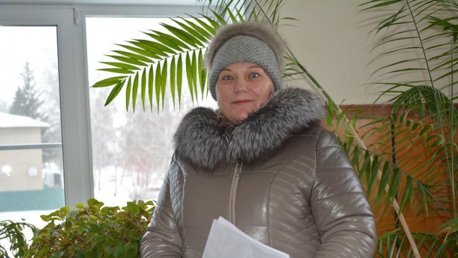 Жительница Нижнедевицкого района получила грант  466 тыс рублей  на ведение садоводства