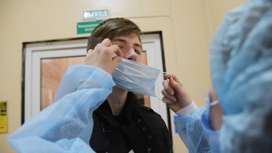 В Воронежской области еще 127 человек заболели коронавирусом