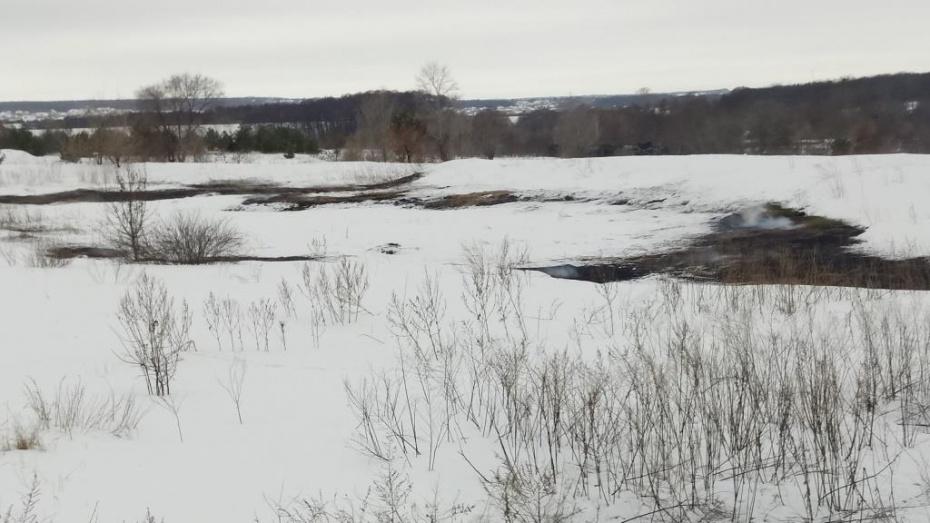 В Воронеже усилят обводнение иловых карт на улице Антокольского