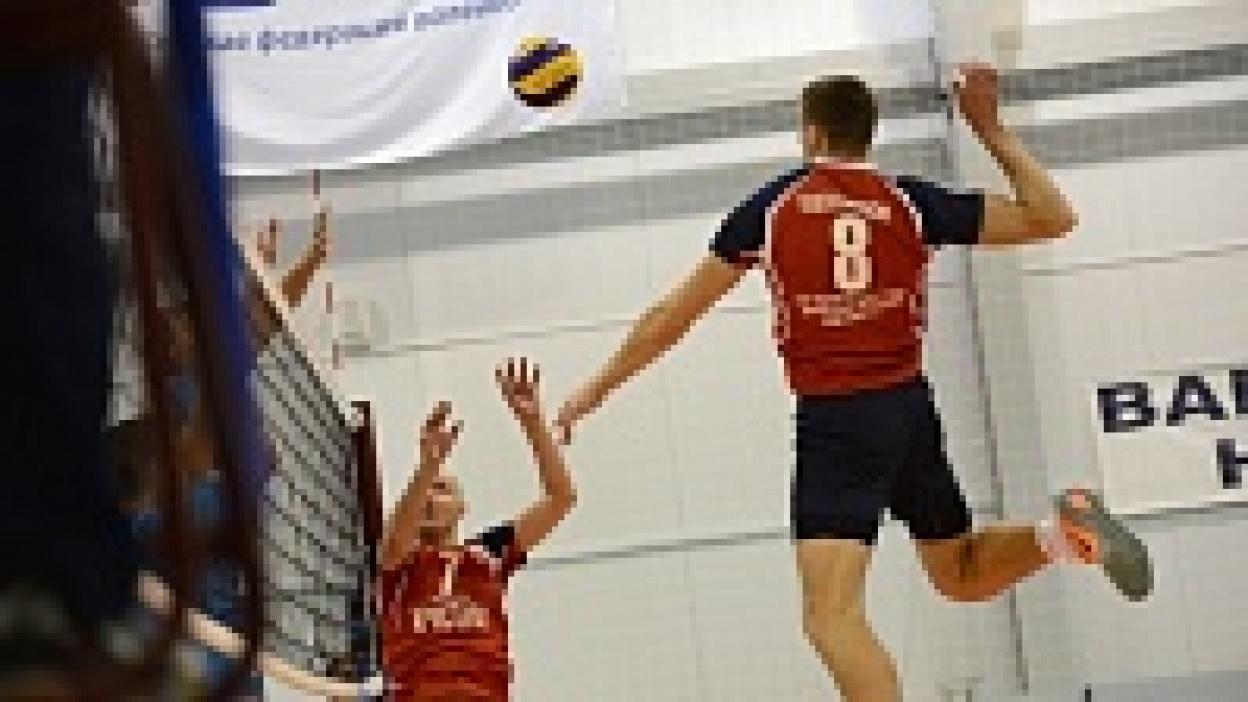 Воронежские волейболисты разгромили клуб из Ярославля