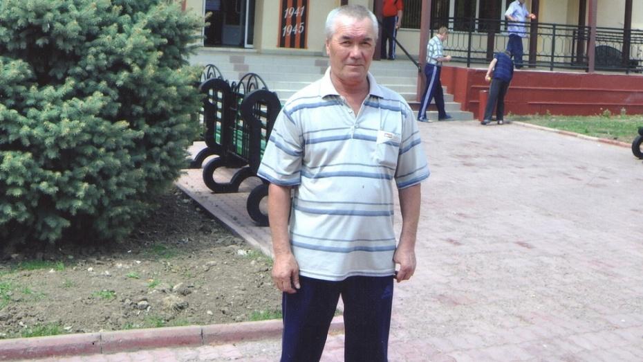 Под Воронежем без вести исчез разругавшийся с родственниками пенсионер