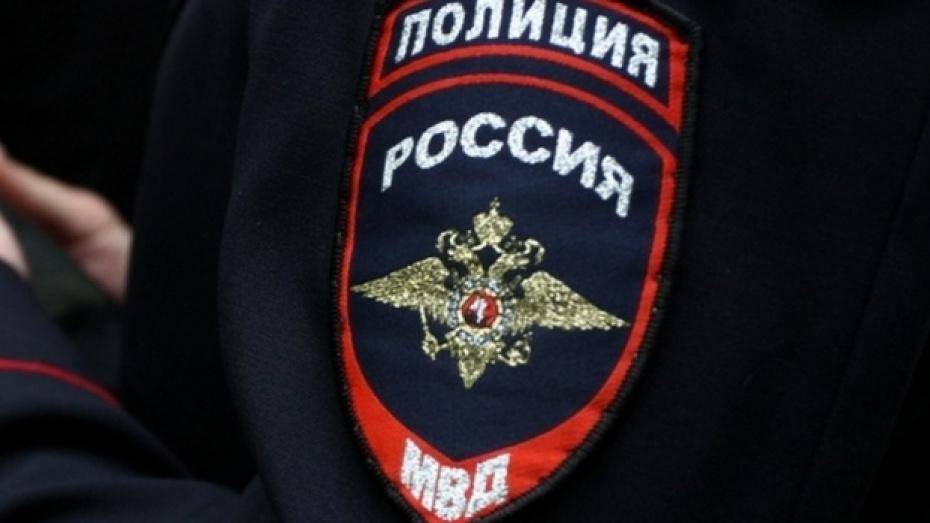 В Воронежской области автомобилист попался на попытке подкупить полицейского