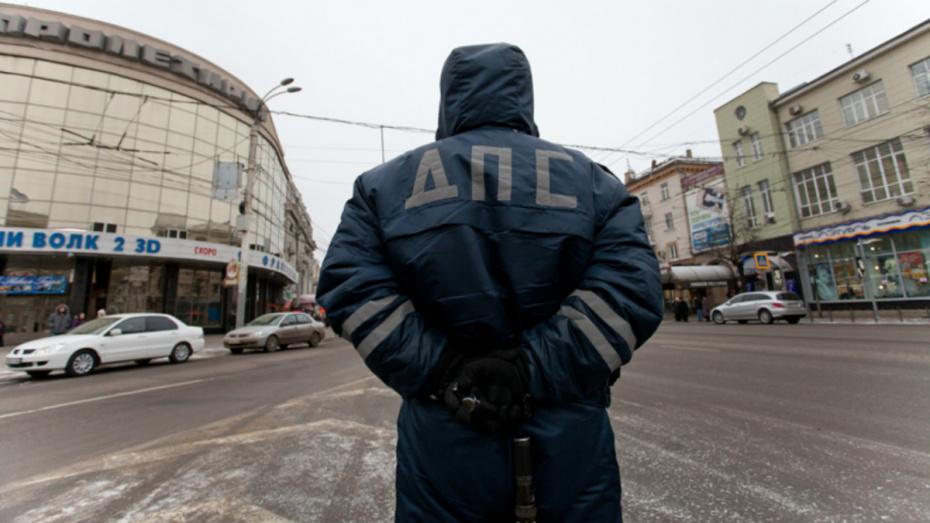 Водителей Воронежской области предупредили о массовых проверках с 8 по 10 марта