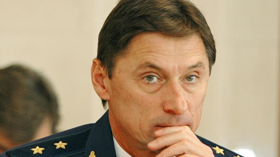 Владимир Путин продлил полномочия прокурора Воронежской области на пять лет
