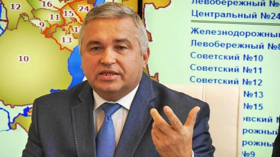 Владимир Селянин возглавит воронежский облизбирком в ближайшие 5 лет