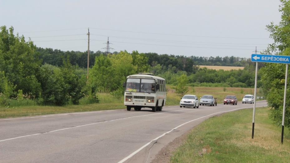 В Таловском районе на строительство дороги выделили более 21 млн рублей