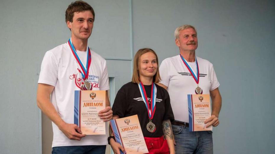 Команда Воронежской области взяла «серебро» чемпионата России по самолетному спорту
