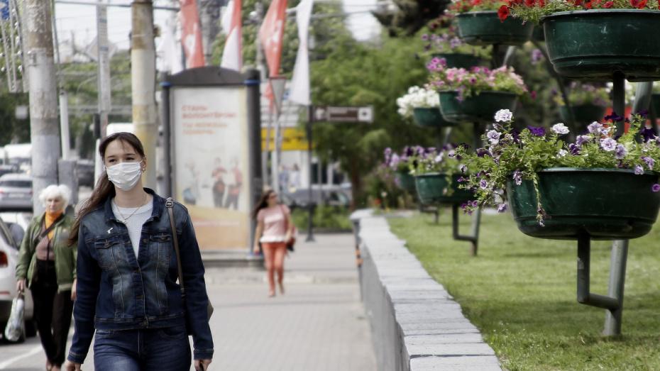 Коэффициент распространения инфекции в Воронежской области снова снизился