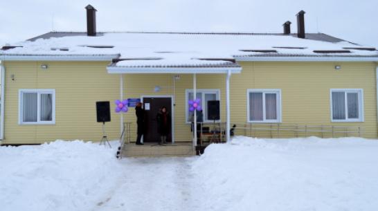 В терновском селе Алешки открыли амбулаторию