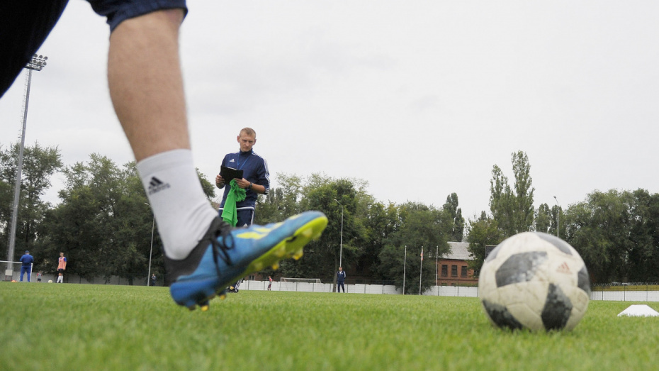 «Факел» заключит договоры с футбольными спортшколами Воронежа