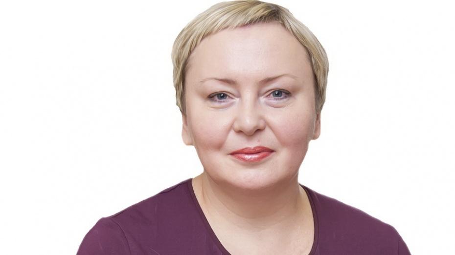 Ирину Коломийцеву переизбрали на пост зампредседателя КСП Воронежа