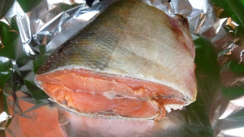 В торговом центре Metro в Воронежской области нашли фальсификат красной рыбы